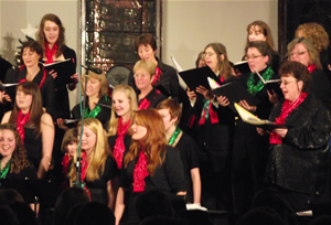 St. John's Lutheran Mother & Daughter Choir